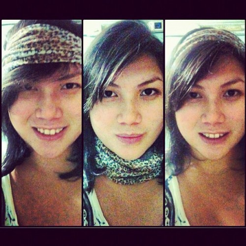 I always was your Girl.. ohlalala..  #leopardthing #bored #eyebags #np
