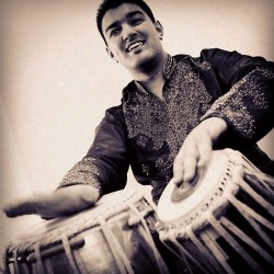 Tabla virtuoso, Yama Sarshar on #Tablatronics by Tokyo Love-In available on #iTunes