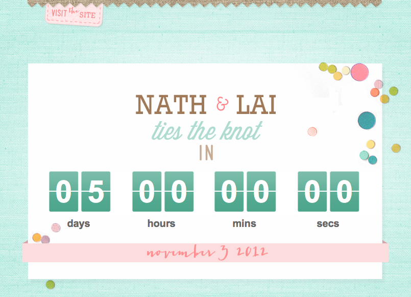 illapt:  the countdown begins!! http://www.nathandlai.com