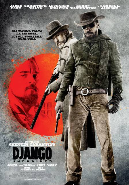 #DjangoUnchained – Il nuovo Poster italiano con Christoph Waltz e Jamie Foxx #LuccaMovie (via Django Unchained – Il nuovo Poster italiano con Christoph Waltz e Jamie Foxx #LuccaMovie | Il blog di ScreenWeek.it)