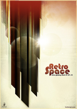 """Retro Space"" by Pawel Durczok"