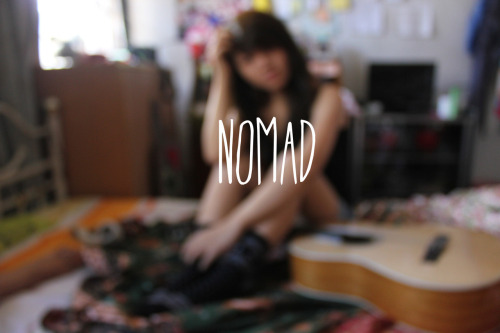 Nomad. Soon on Pushing My Luck.