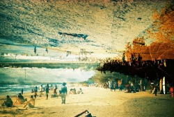 lomographicsociety:  Lomography Tag of the Day - shore