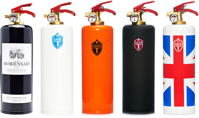 Stylish Fire Extinguishing Device