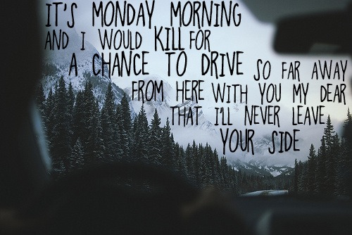 A Day To Remember Lyrics Tumblr quote lyrics a day to remember