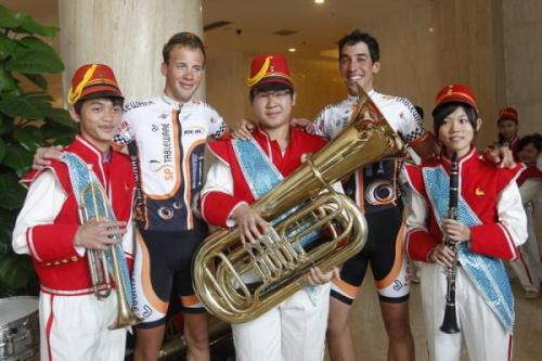 Photo: © Guoqiang Song (via Tour Of Hainan 2012: , Photos | Cyclingnews.com)