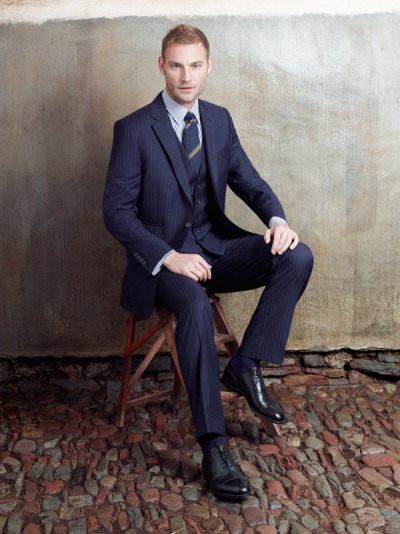 iqfashion:  Gieves & Hawkes  J.G.Blog