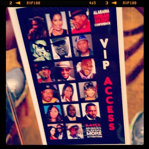 Alabama Urban Music Conference Panelist