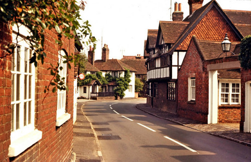 Wonersh Village by Slybacon on Flickr.