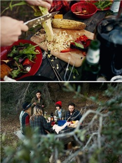 squaremeal:  (via autumnal / mountain respite. a photo essay by sarah & chris rhoads for kinfolk vol. 4)