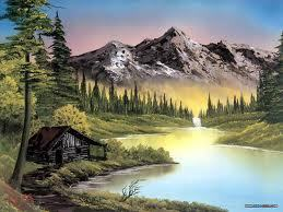 Happy Birthday, Bob Ross. You will always be in my heart.