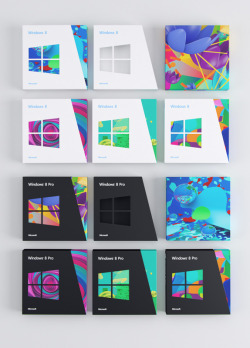 New Windows 8 branding by Wolff Olins is very cool - via Brand New