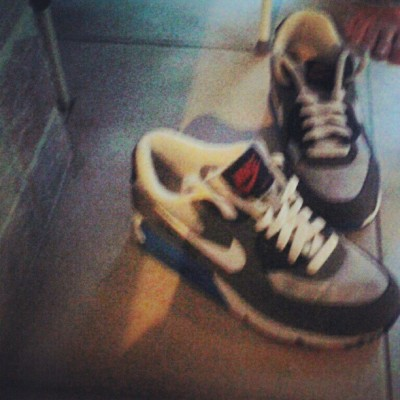 My grandma has a pair of airmax!