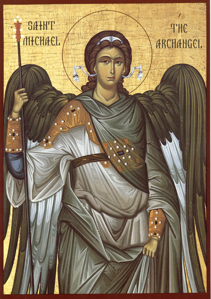 30 Day Orthodox Challenge Day 18 — Your favorite Archangel For many personal reasons, I have to say Holy Archangel Michael. However, the other Archangels -especially St. Raphael, St. Uriel and St. Selaphiel- are also very close to my heart. O Holy Archangels and Angels, Pray to God for us sinners!