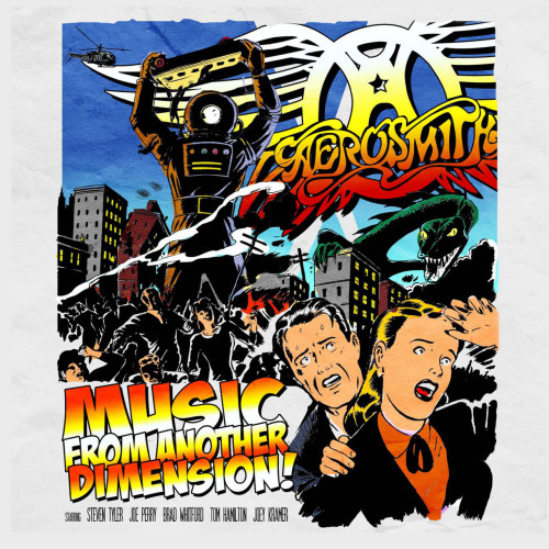 Aerosmith - 'Music from Another Dimension!'