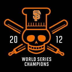 CONGRATULATIONS TO THE SAN FRANCISCO GIANTS ON SWEEPING THE 2012 WORLD SERIES CHAMPIONSHIP!!