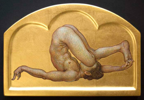 Michael Bergt  | The Arch | 2009 | 6.5 x 9.5"