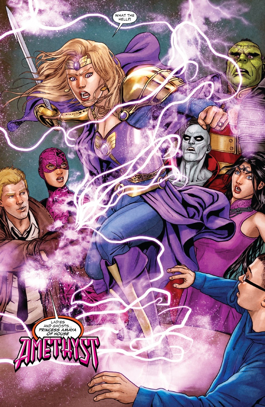 Justice League Dark Annual #1
