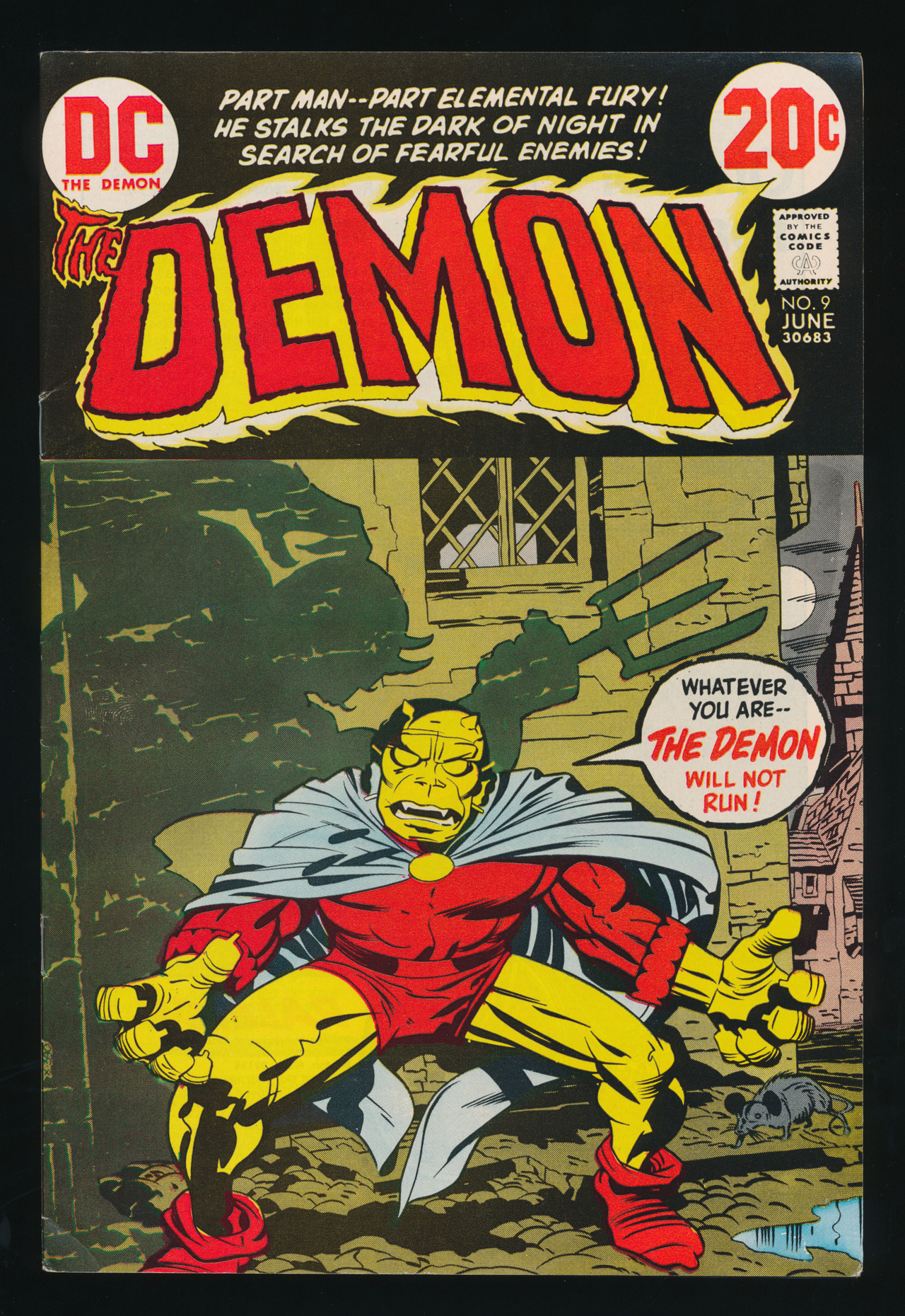The Demon #9(Jun. 1973)