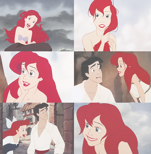 Ariel + Red asked by dalilola