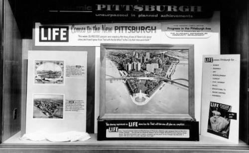 thepittsburghhistoryjournal:  On This Day in Pittsburgh History: November 1, 1956 Theodore L. Hazlett, Jr., executive director of the Urban Redevelopment Authority, warned that a critical shortage of housing for relocation of families threatened to undermine Pittsburgh's ambitious program for eliminating blight. [Historic Pittsburgh; Brookline Connection]