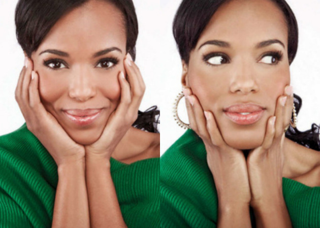 Kerry Washington, Jet Magazine October 29th Photo-Shoot