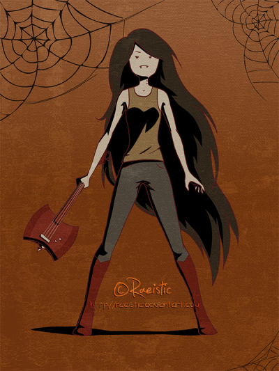 jj-flip-what-the-zip:  Marceline-Halloween by ~Raeistic  that ink shadow tho :00000