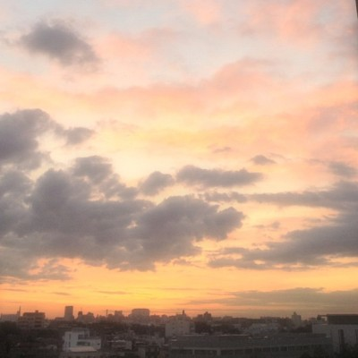 blueclue:  Good #morning #tokyo Oct 30