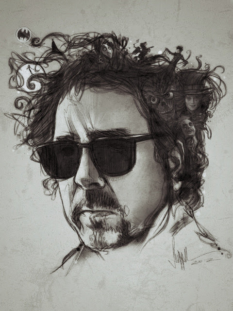 el Tim Burton de Paul Shipper