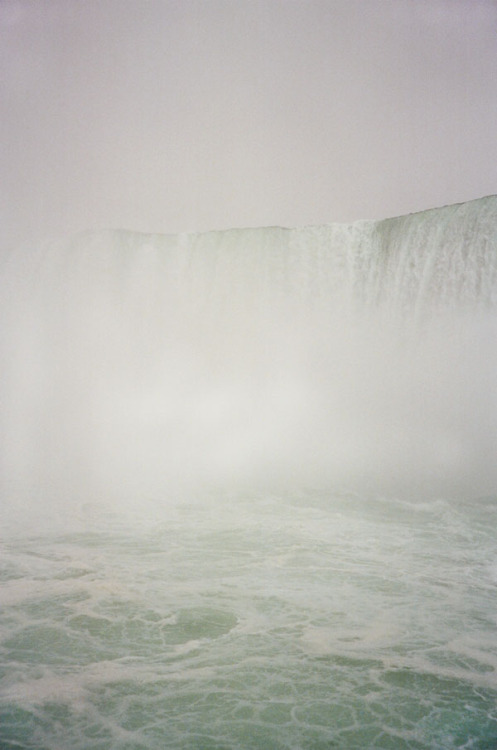 toddjordan:  grey. niagara falls new york. october 2012.