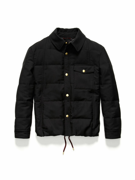Marc Jacobs Quilted Down Jacket at Park & Bond