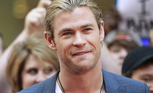 the most amazing Chris Hemsworth [x]