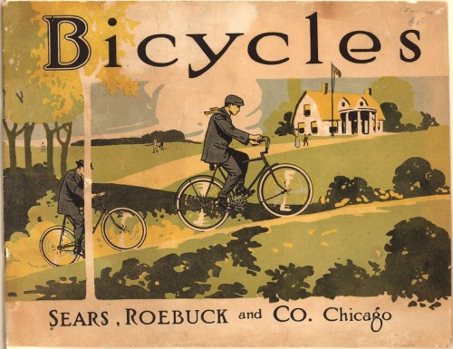 prepologist:  Bicycles