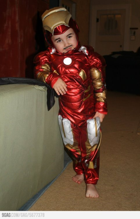 Little Tony Stark