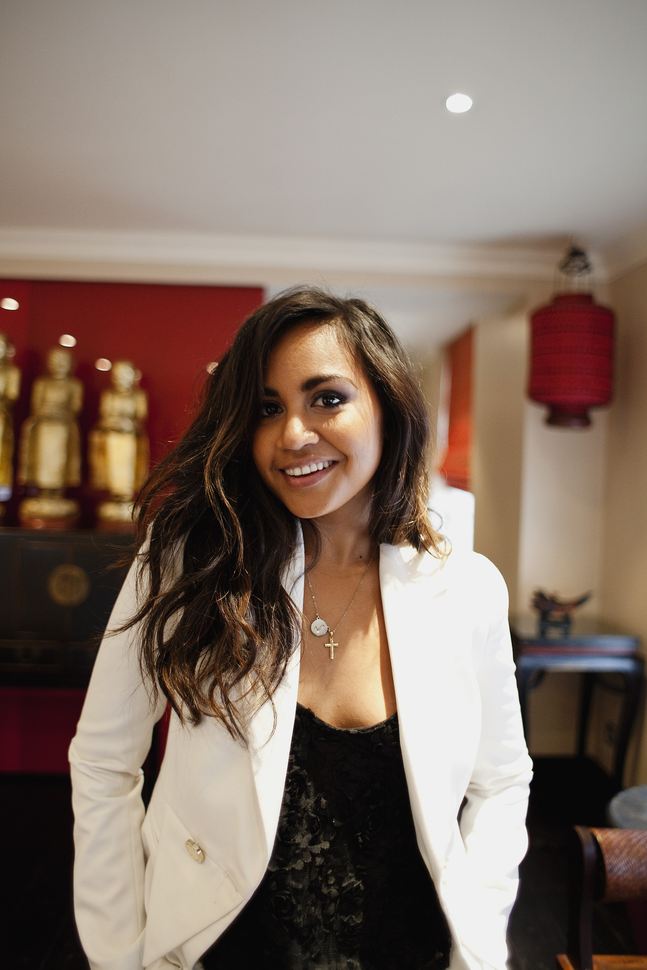 Jessica Mauboy Closet Confidential with actress and singer, Jessica Mauboy. Find the interview with her here;At Verge magazine.