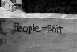 imagens slipknot frases preto e branco fotos rua people=shit parede
