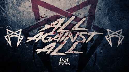 Logo All Against All by ~elhot