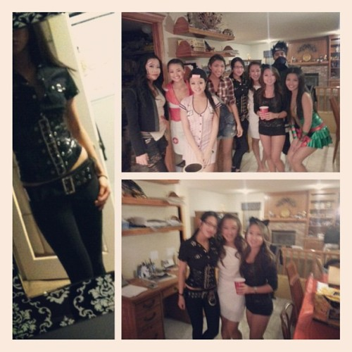 Happy Halloween! #halloween #party #dressup