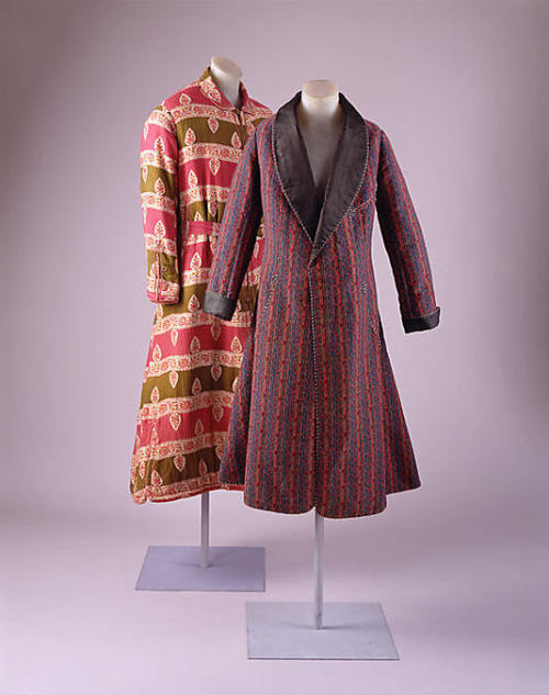 Smoking Jackets 1860-1880 The Metropolitan Museum of Art