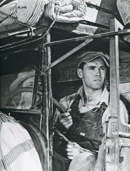 Henry Fonda in The Grapes of Wrath (1940)