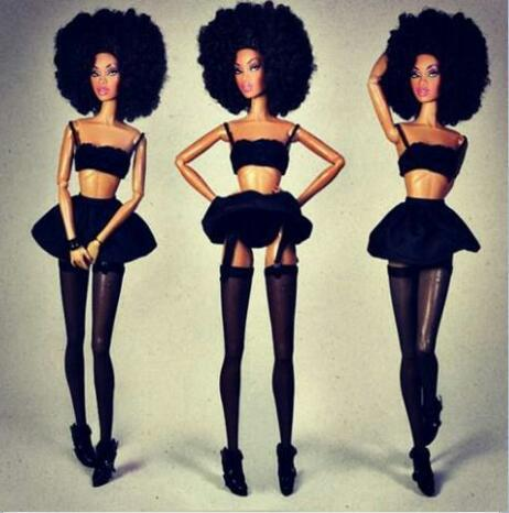 #Dopest barbie out.
