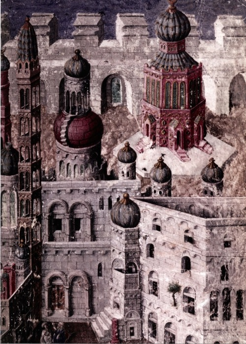 georgy-konstantinovich-zhukov:      The Temple of Solomon was the original headquarters of the Knights Templars, given to them by King Baldwin II.