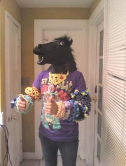 highimabhorrence:  my halloween costume ._. yep