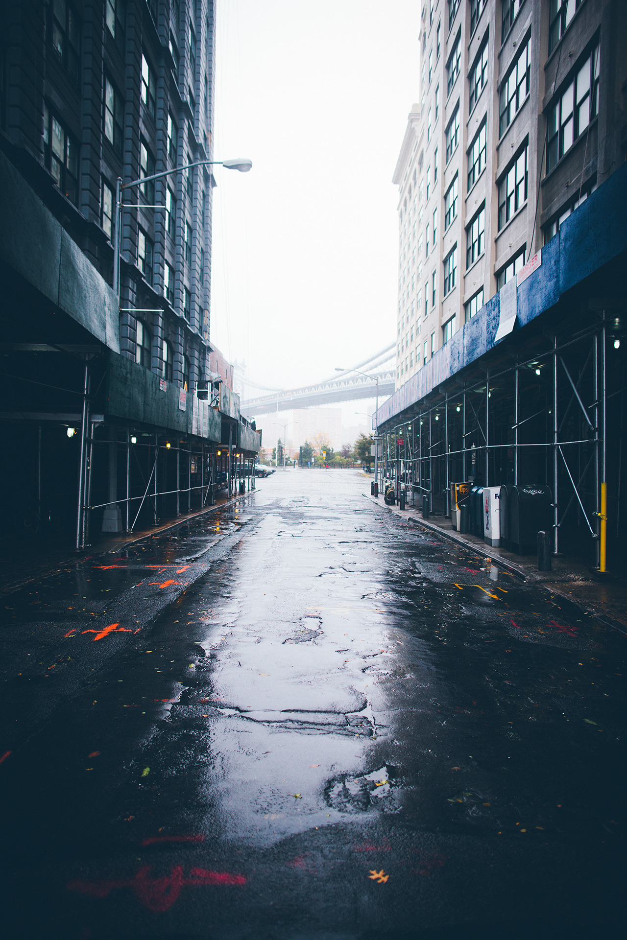Dumbo, Brooklyn | 2012