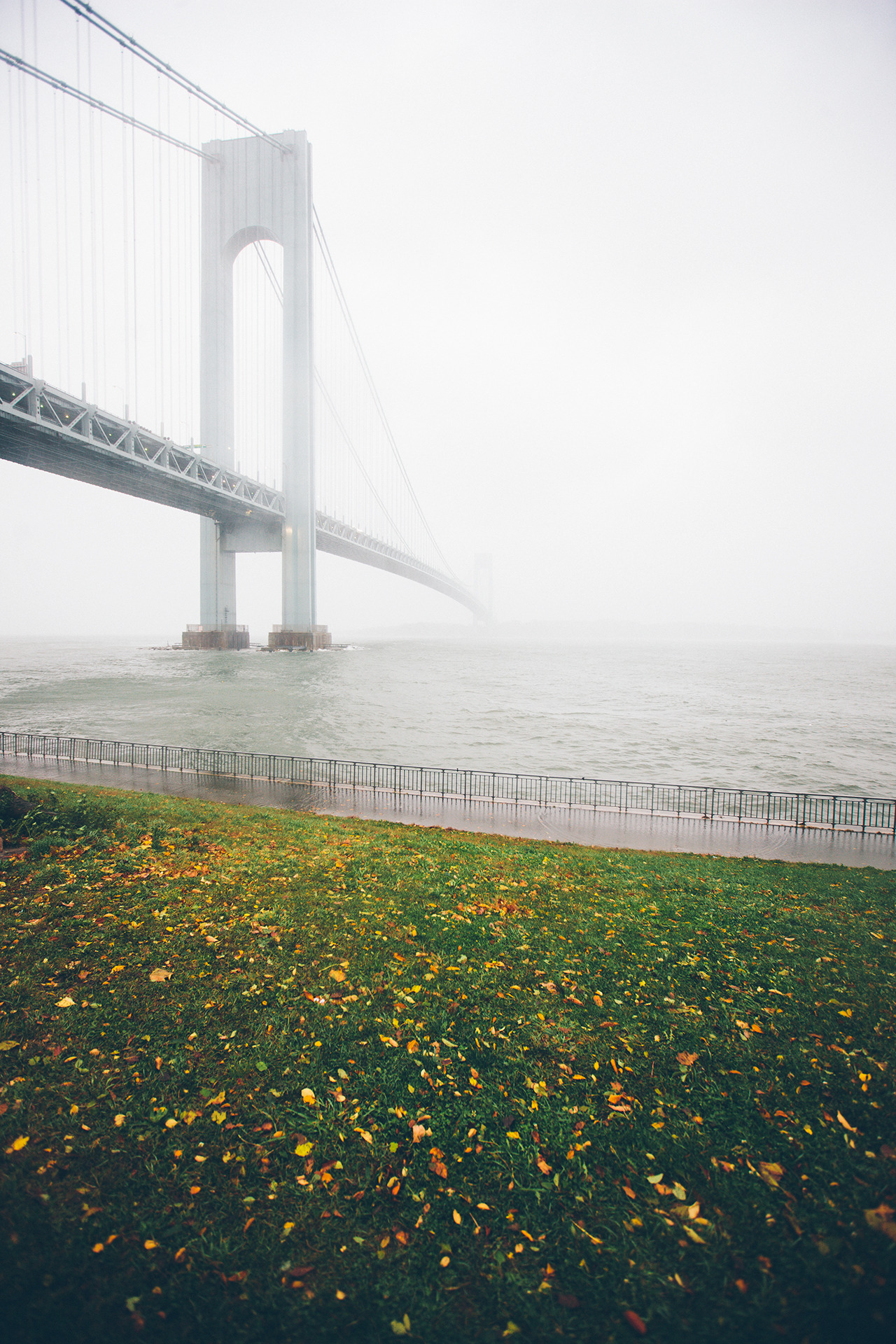 13thwitness:  Verrazano Narrows Bridge | 2012