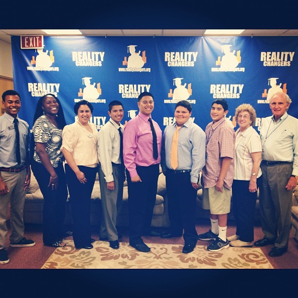 #Monday Night #RealityChangers celebrate their very first Speech Tournament! Building #Leaders & #FirstGen #College Students for a better tomorrow! (at Reality Changers)