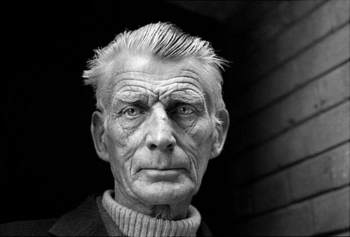shaneguiter:  SAMUEL BECKETT (1906-1989) « Saila  That is one arresting face.