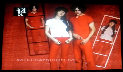 The White Stripes, 2002.