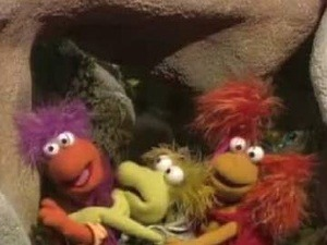 More out of context Fraggles.
