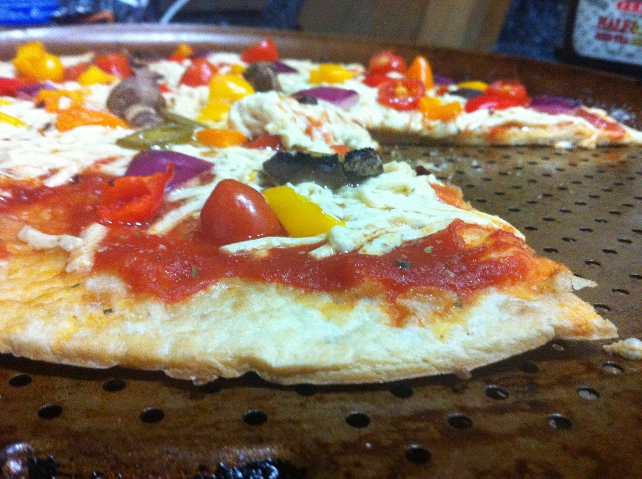 all the other kinds of crust can go home, thin crust is the clear winner.